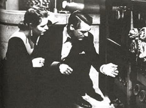 Notorious 1946 (film still)