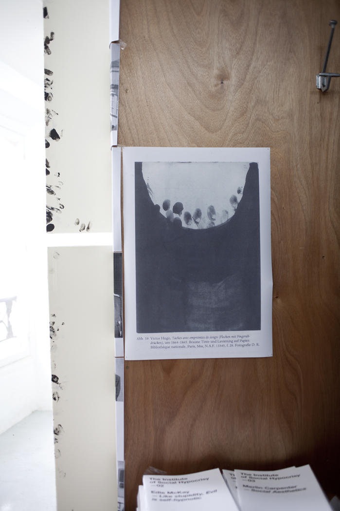 Photocopy/Fingerprints/Hahnemuehle